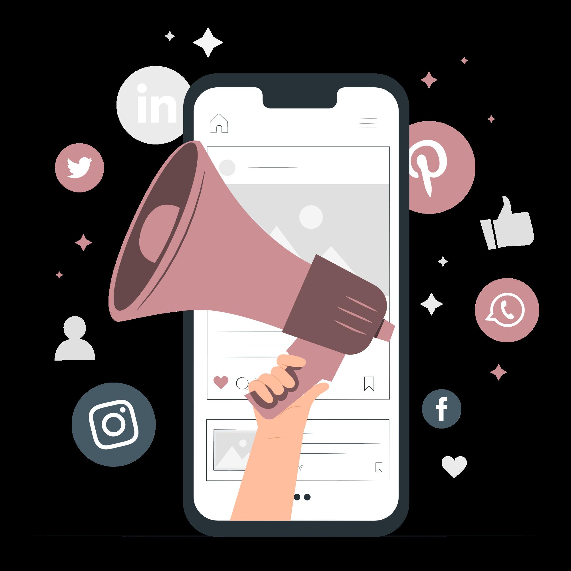 Mobile-social-media-Marketing