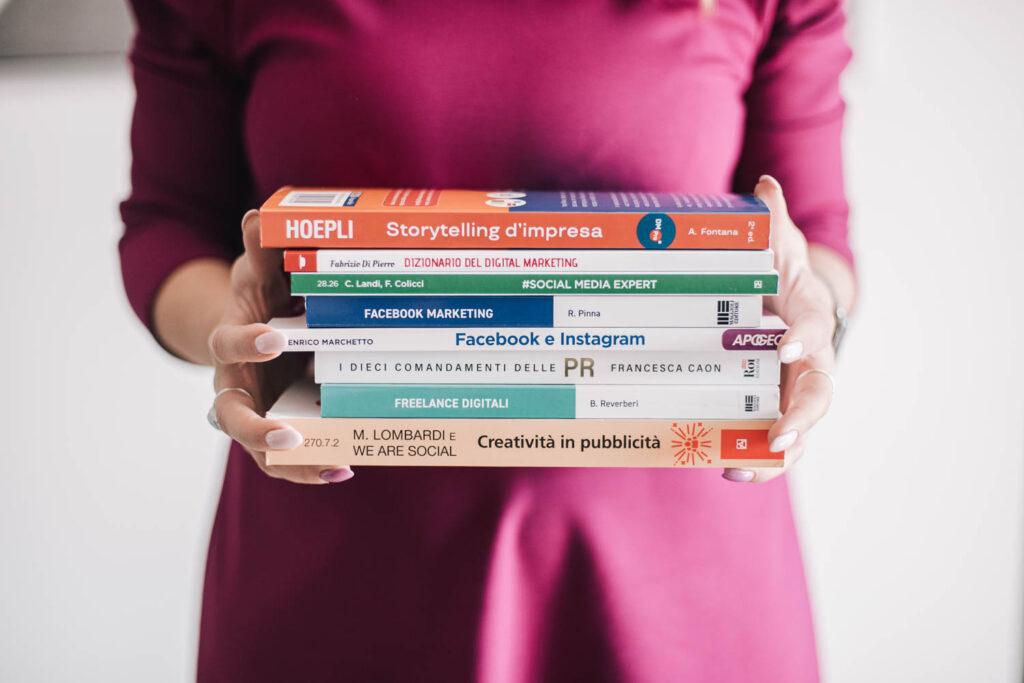 foto di Federica Mori Libri di Marketing Blog